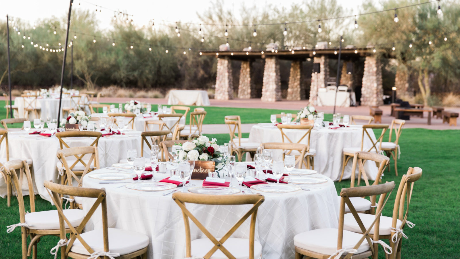 Phoenix Resort Wedding Venue - Outdoor Wedding